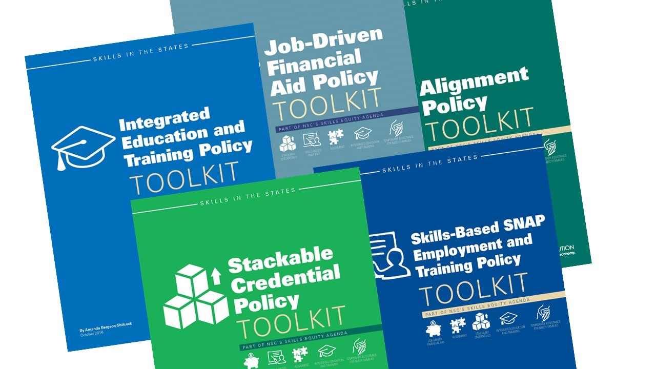 NSC Skills Equity Toolkits
